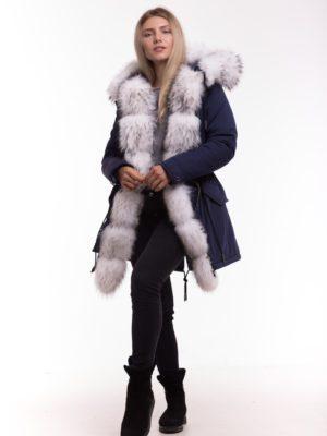 Купить куртки парки синие Киев, Харьков, Куртки парки синие цена Украина 1e88b2a8d12