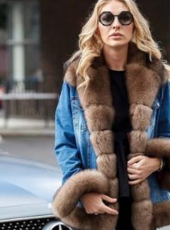 Купить джинсовую куртку парку женскую Киев, Харьков, цена и ... d5565848be0
