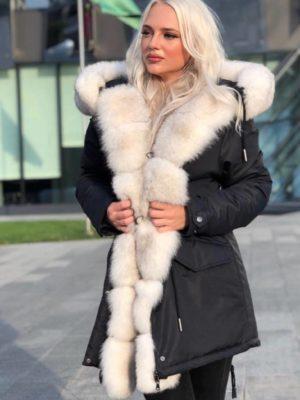 79ac83055ca Длинная куртка парка цена Киев
